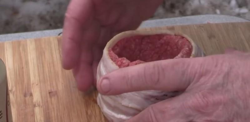 Отличная ,новая идея мясных рулетов!