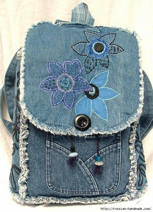 Модные сумки из старых джинсов (28) (507x700, 289Kb)