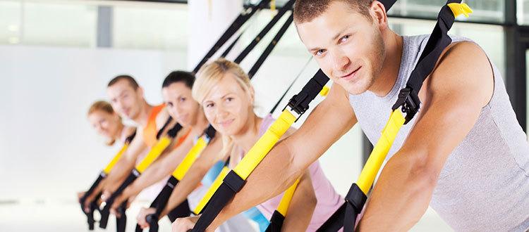 Тренажёр Петли TRX: упражнения