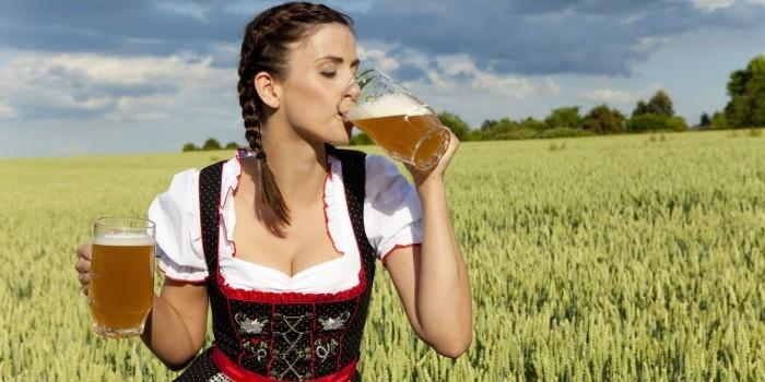 Ученые: пиво защищает женское сердце