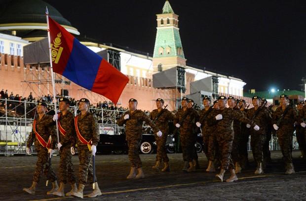 О союзниках России. Монголия