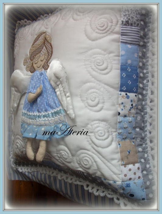 Лоскутное шитье детские подушки детскую подушку