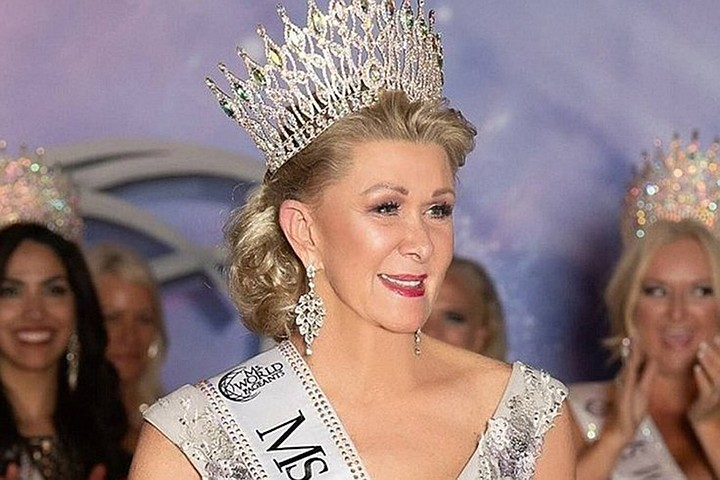 60-летняя «Мисс мира 2018» выиграла в конкурсе красоты после гибели сына