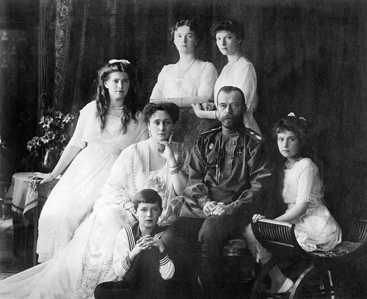 Зачем убили русского царя?