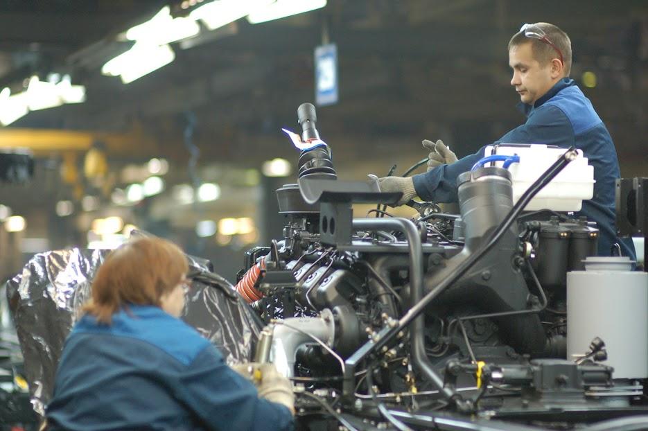 DSC 8589 КамАЗ выпустил 2 000 000 й грузовик