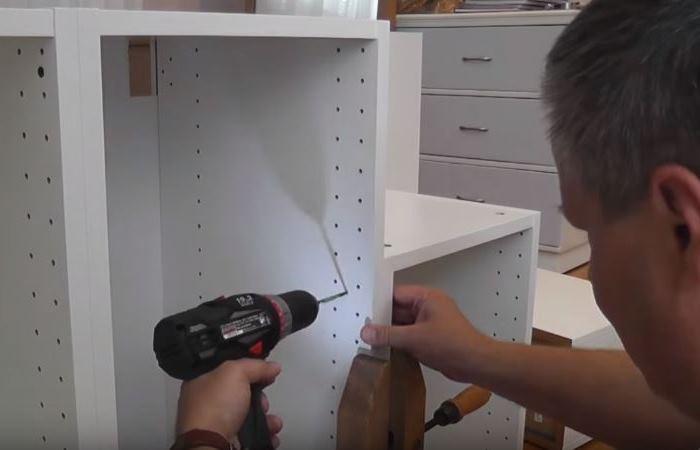 IKEA. Когда у человека руки растут из плеч и есть подходящие инструменты, нет никаких преград для «творческих порывов»