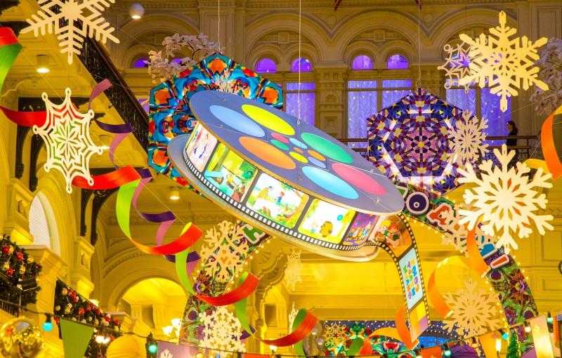 Путешествие в Рождество: когда в город приходит сказка