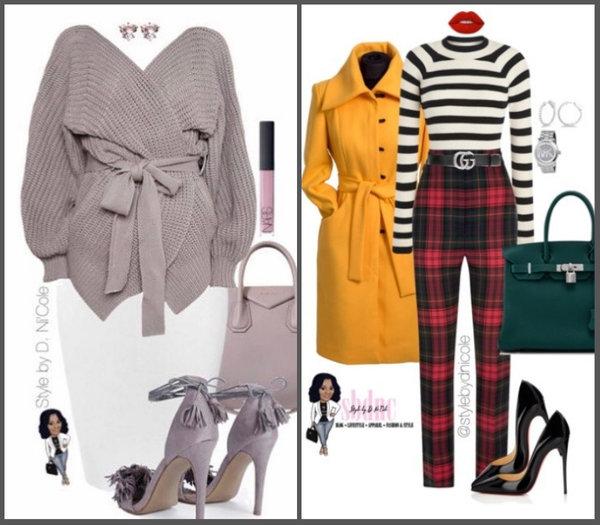 Городской шик в одежде: 5 неординарных образов на каждый день