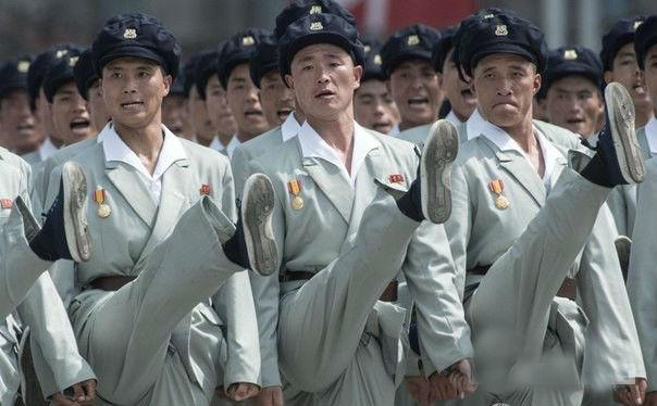 Армия северной кореи откосивших нет