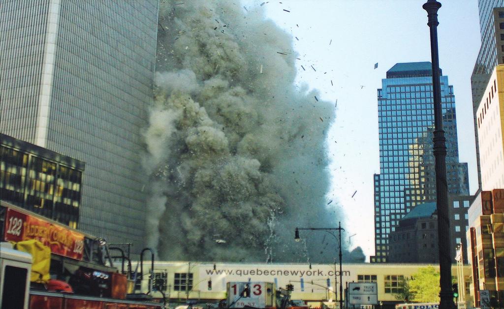 """""""Американский народ обманывали 17 лет, скрывая причины самого крупного теракта в истории!"""""""