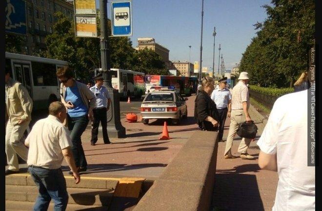 В Петербурге лишат прав води…
