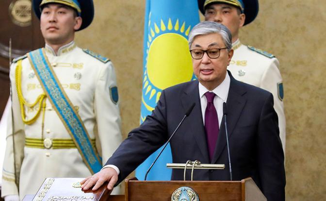 "Отставка Назарбаева: ""Жомарт Токаев – транзитная фигура, не лидер, на Медведева похож"""