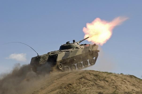 Война с Турцией. Сценарий боевых действий.