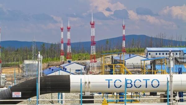 Начались гидроиспытания технологических трубопроводов на строящихся станциях ВСТО–I
