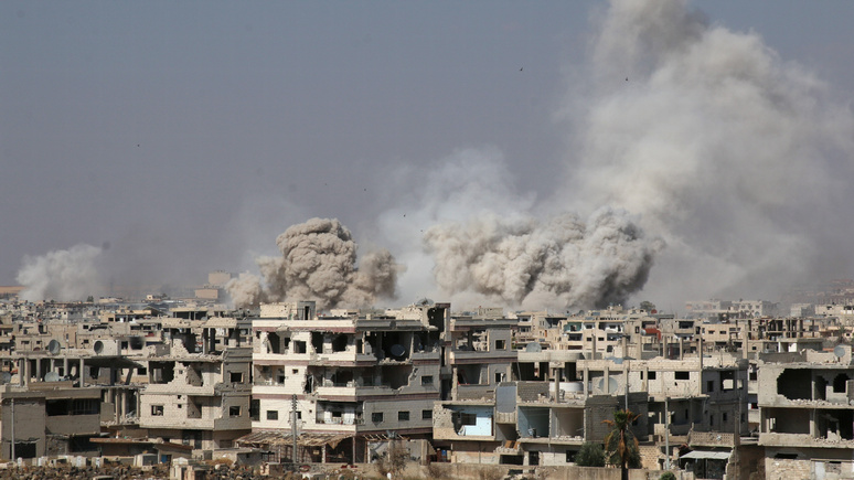 Zeit: война в Сирии продолжится вопреки планам Кремля