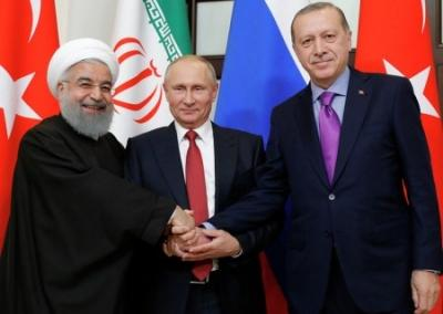Из России с миром: Сирию собирают в ручном режиме
