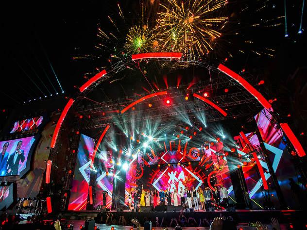 В Баку началась музыкальная «Жара»