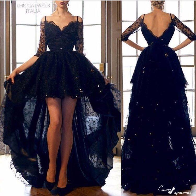 Обворожительное платье