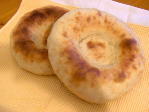 Лепешки без дрожжей в духовке рецепт пошагово в