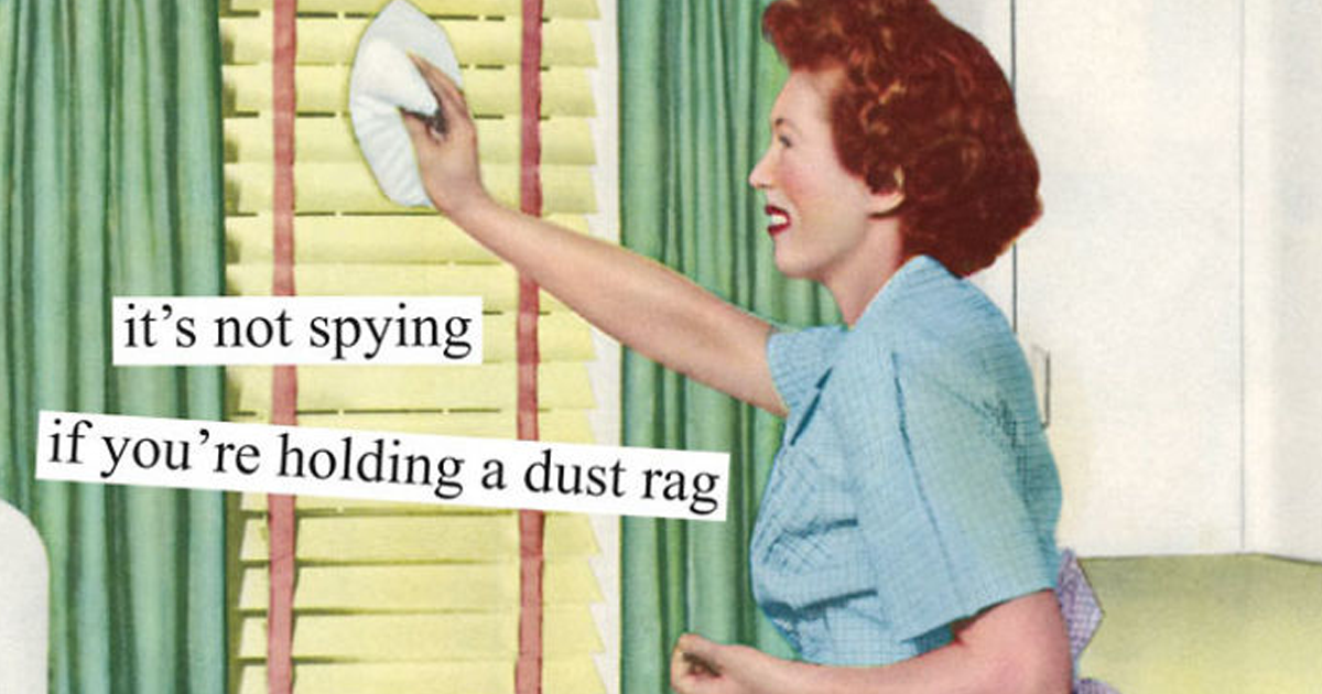 45+ Hilariously Sarcastic Retro Pics That Only Women Will Truly Understand
