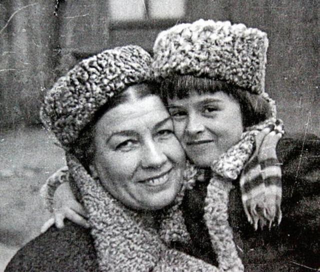 24. Лидия Русланова с дочерью Ритой история, факты