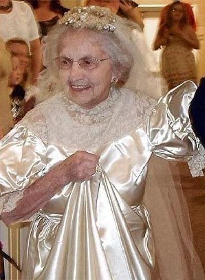 Когда перед свадьбой умирает бабушка