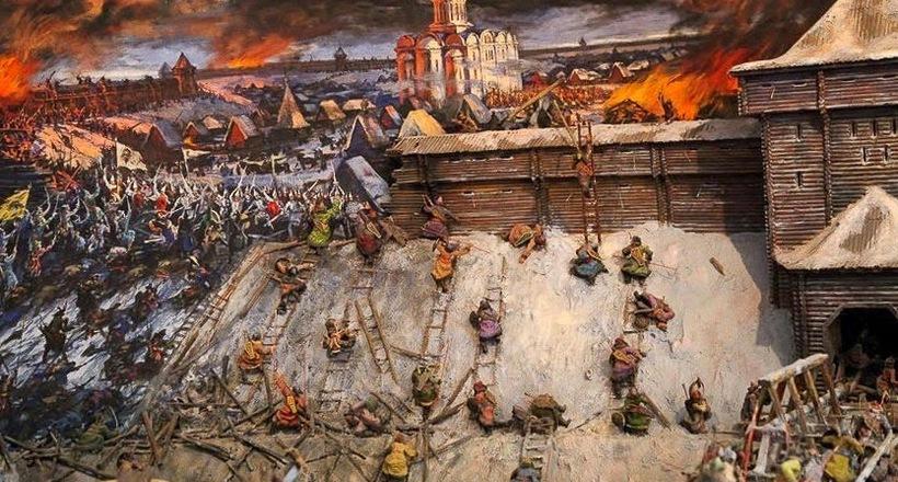 Русь до монгольского нашествия: что мы потеряли