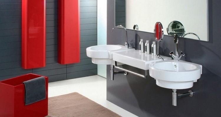 Накладные раковины для ванной – что это за новшество и как их подобрать