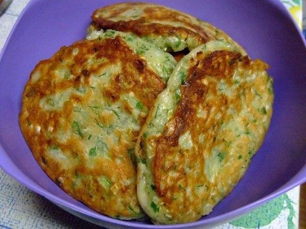 Супер рецепт капустных оладий на кефире