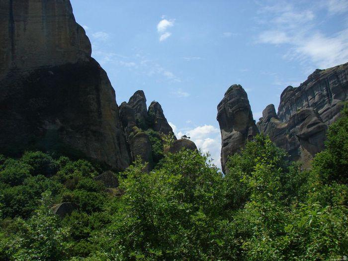 Фото Монастыри Метеоры, Греция. 06 (700x525, 74Kb)