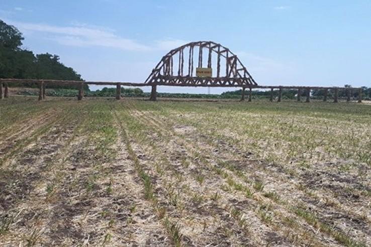 Фермер из Ставрополя построи…