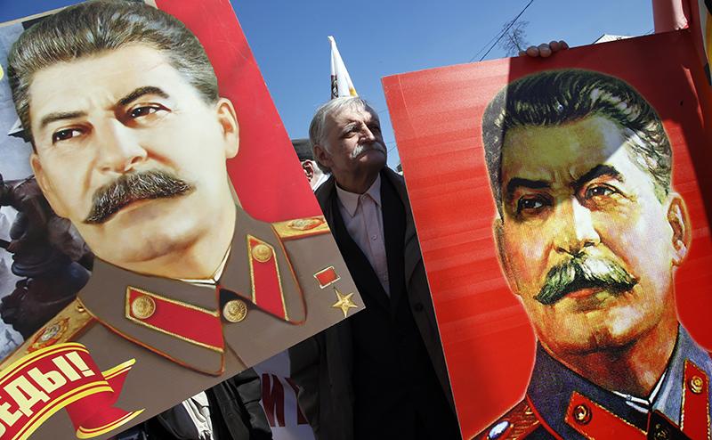 Сталин против Путина и Пушкина