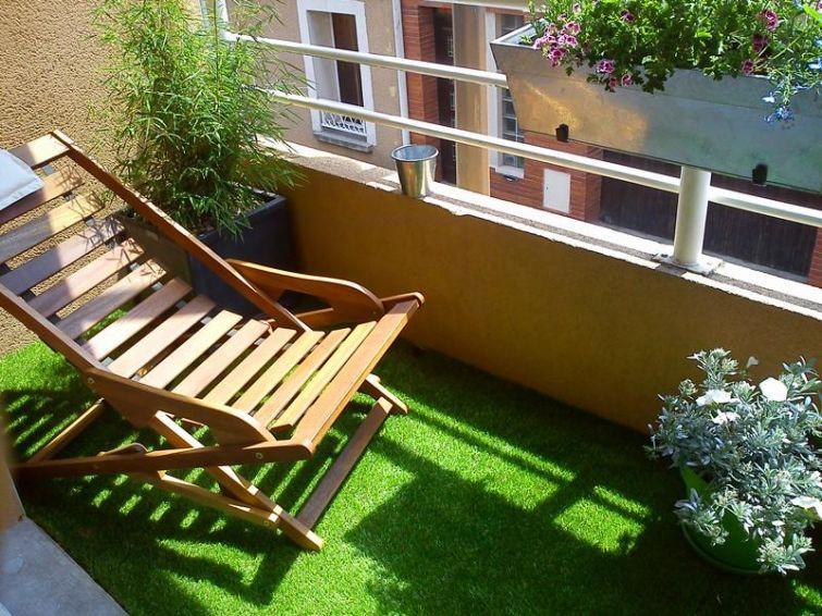 УЮТ. Как превратить балкон в уютнейшее место