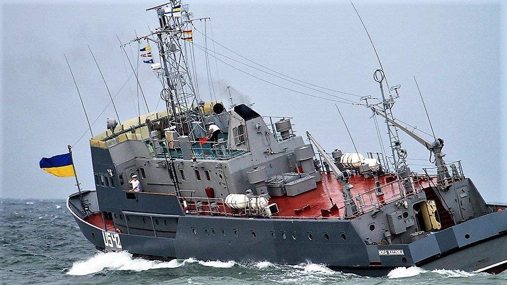 Украинский адмирал грозится расстреливать корабли России в Черном море