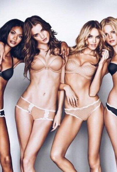 Victoria's Secret открывают первый магазин в России