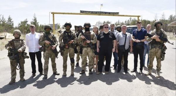 Линкявичюс: Литва поддерживает своего близкого союзника Украину