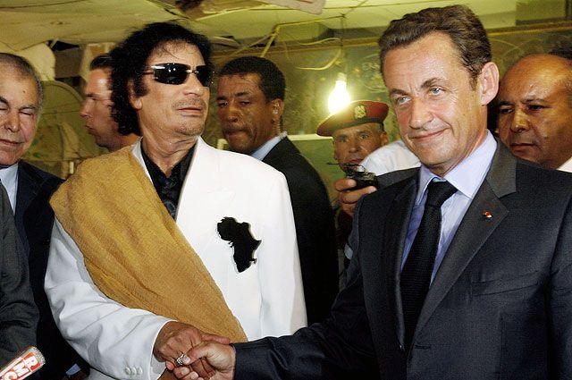 Роль французского бизнеса в уничтожении Ливии