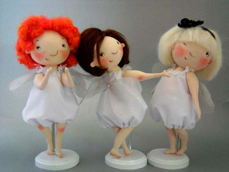 Текстильная кукла мастер класс юлии наталевич