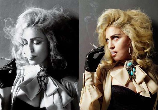 Фотографии Мадонны без фотошопа взорвали интернет