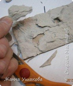 Интерьер Мастер-класс Камушки в моём испонении Бумага Картон фото 14