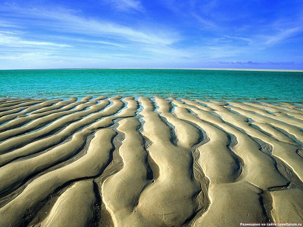 Топ - 10 : Самые опасные пляжи мира