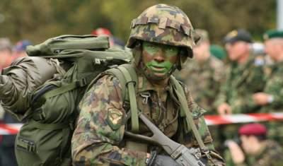 Армия – это не только чистка картошки. Фото
