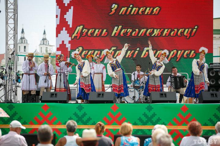 День независимости! Какие республики от кого независимость празднуют?