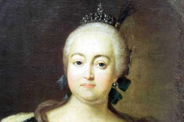 От Фике до владычицы России Екатерина II, захват престола