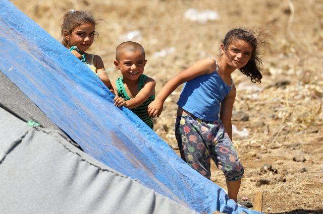 Россия провела в Сирии почти две тысячи гуманитарных акций