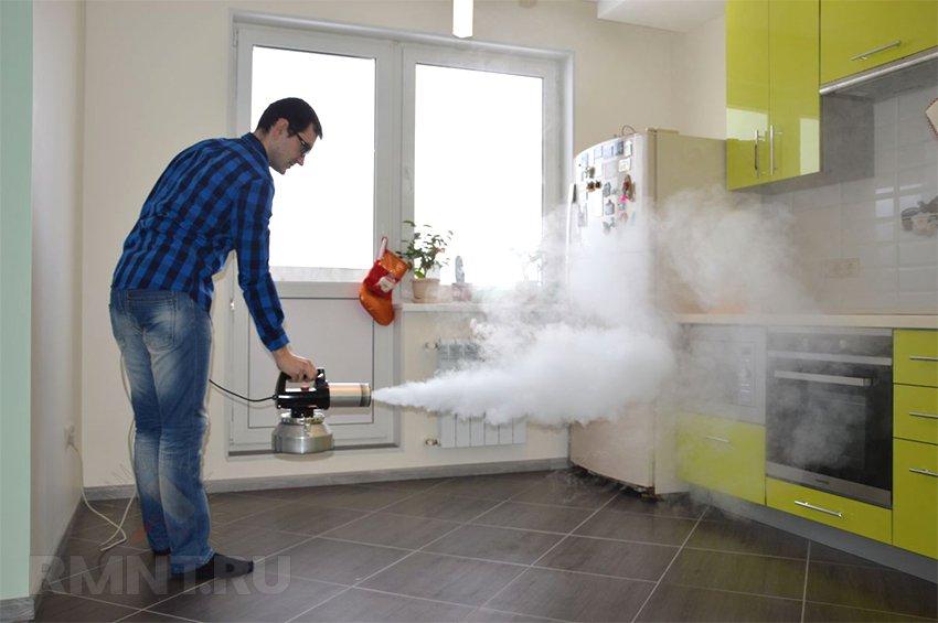 Как создать запах в квартире