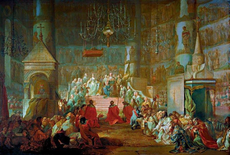 Екатерина Великая императоры, россия, цари
