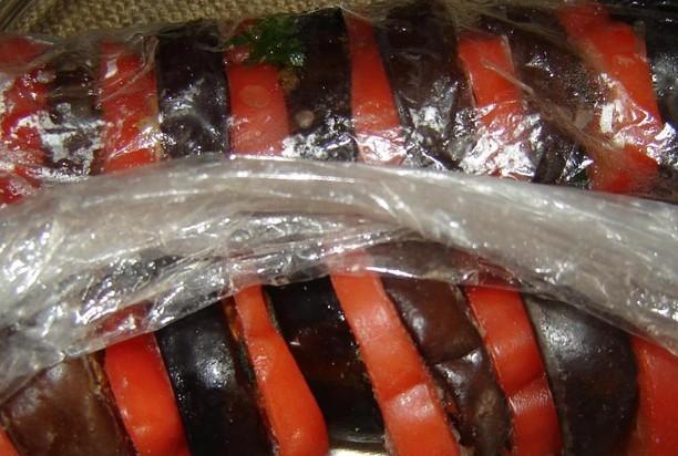 Заморозка баклажанов с помидорами. Всю зиму вы будете наслаждаться любимым блюдом
