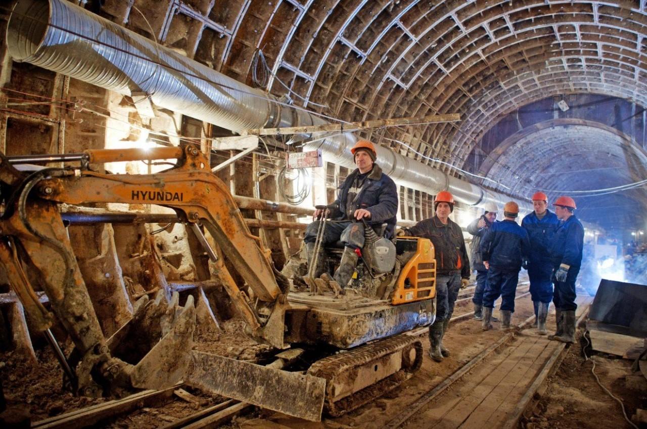 В Санкт-Петербурге открытие трех новых станций метрополитена перенесли на май