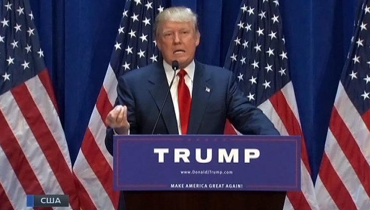 Президентская кампания в США: шапито и разговоры о тупицах